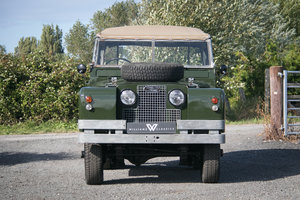 """Land Rover Series 2a 88"""" 1967 Ex Military  SOLD"""