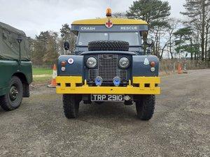 """1969 Land Rover 109"""" 1968"""