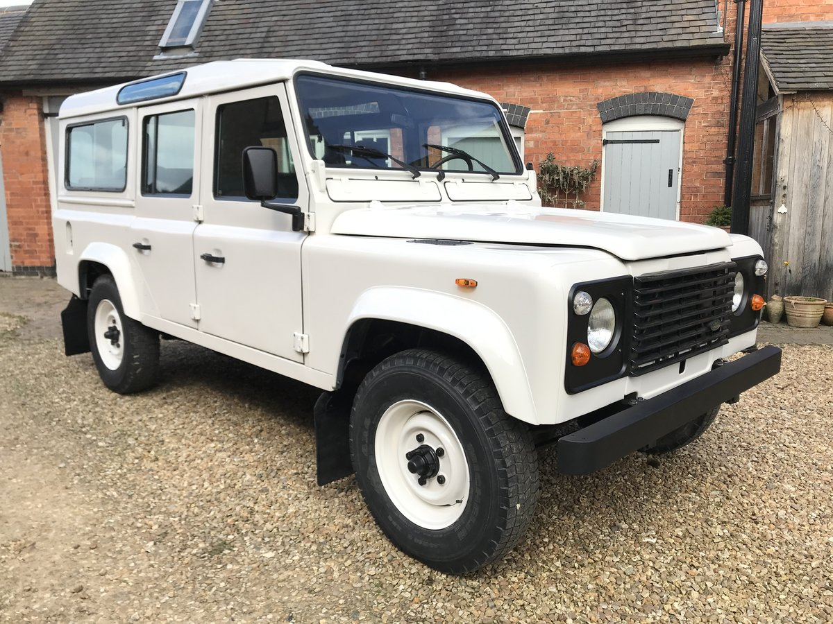 Land Rover Defender LHD 1988 USA Exportable For Sale (picture 1 of 6)