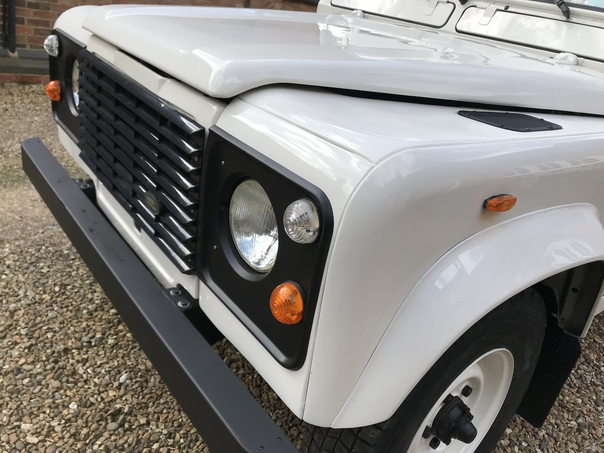 Land Rover Defender LHD 1988 USA Exportable For Sale (picture 3 of 6)