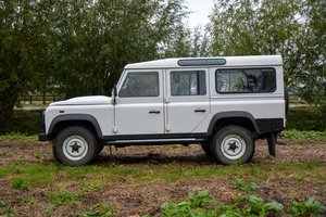 Land Rover Defender 110 Puma 2007 In very good condition SOLD