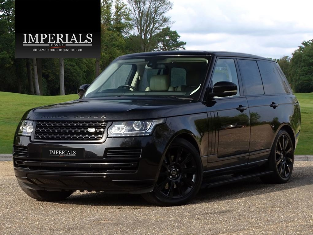 2013 Land Rover  RANGE ROVER  TDV6 VOGUE 3.0 8 SPEED AUTO  24,948 For Sale (picture 1 of 24)