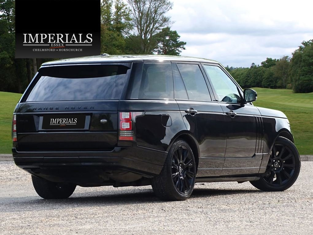 2013 Land Rover  RANGE ROVER  TDV6 VOGUE 3.0 8 SPEED AUTO  24,948 For Sale (picture 4 of 24)