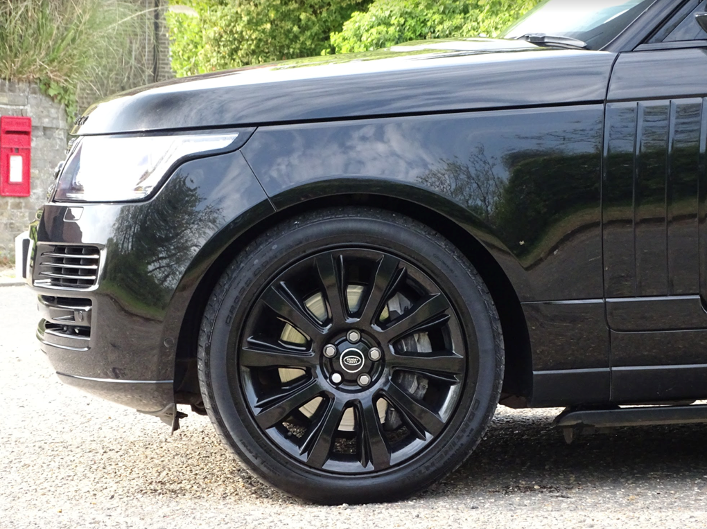 2013 Land Rover  RANGE ROVER  TDV6 VOGUE 3.0 8 SPEED AUTO  24,948 For Sale (picture 5 of 24)