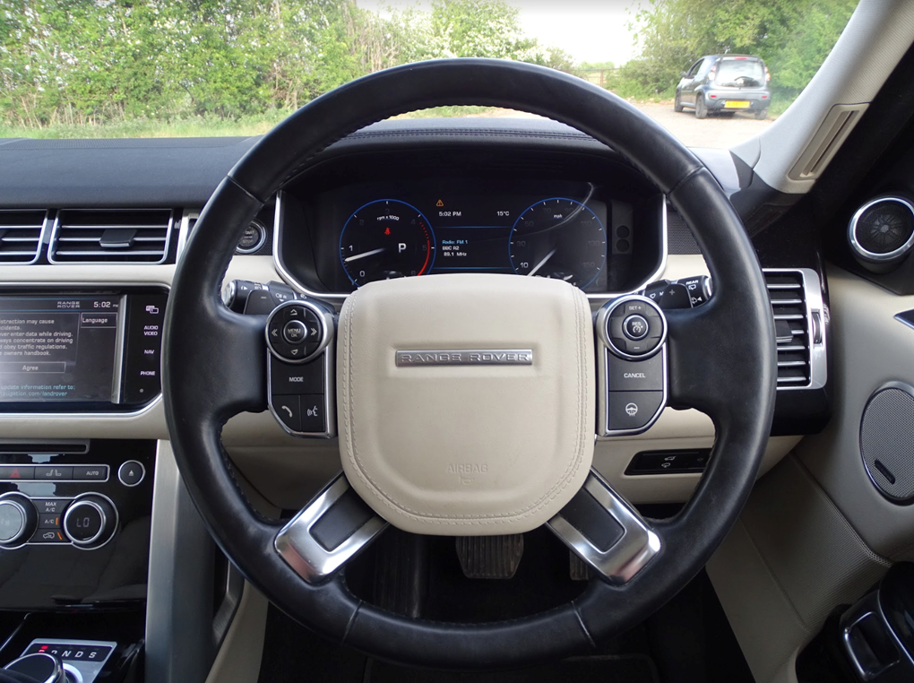 2013 Land Rover  RANGE ROVER  TDV6 VOGUE 3.0 8 SPEED AUTO  24,948 For Sale (picture 7 of 24)