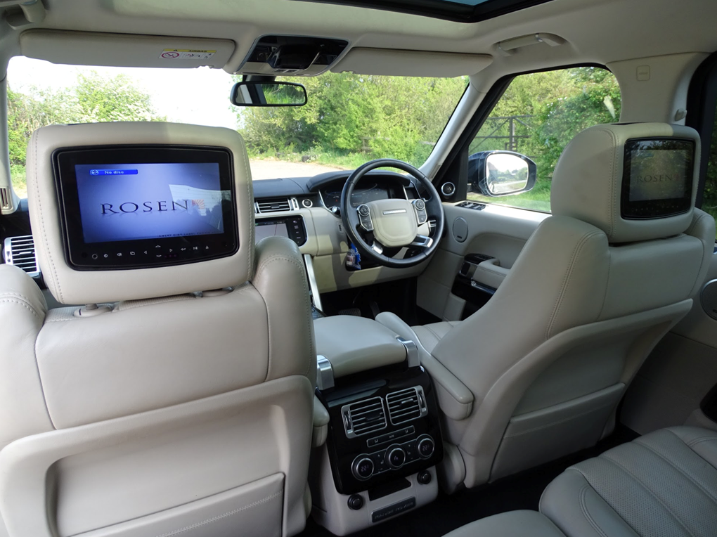 2013 Land Rover  RANGE ROVER  TDV6 VOGUE 3.0 8 SPEED AUTO  24,948 For Sale (picture 16 of 24)