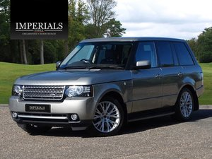 2011 Land Rover  RANGE ROVER  4.4 TDV8 AUTOBIOGRAPHY 8 SPEED AUTO For Sale