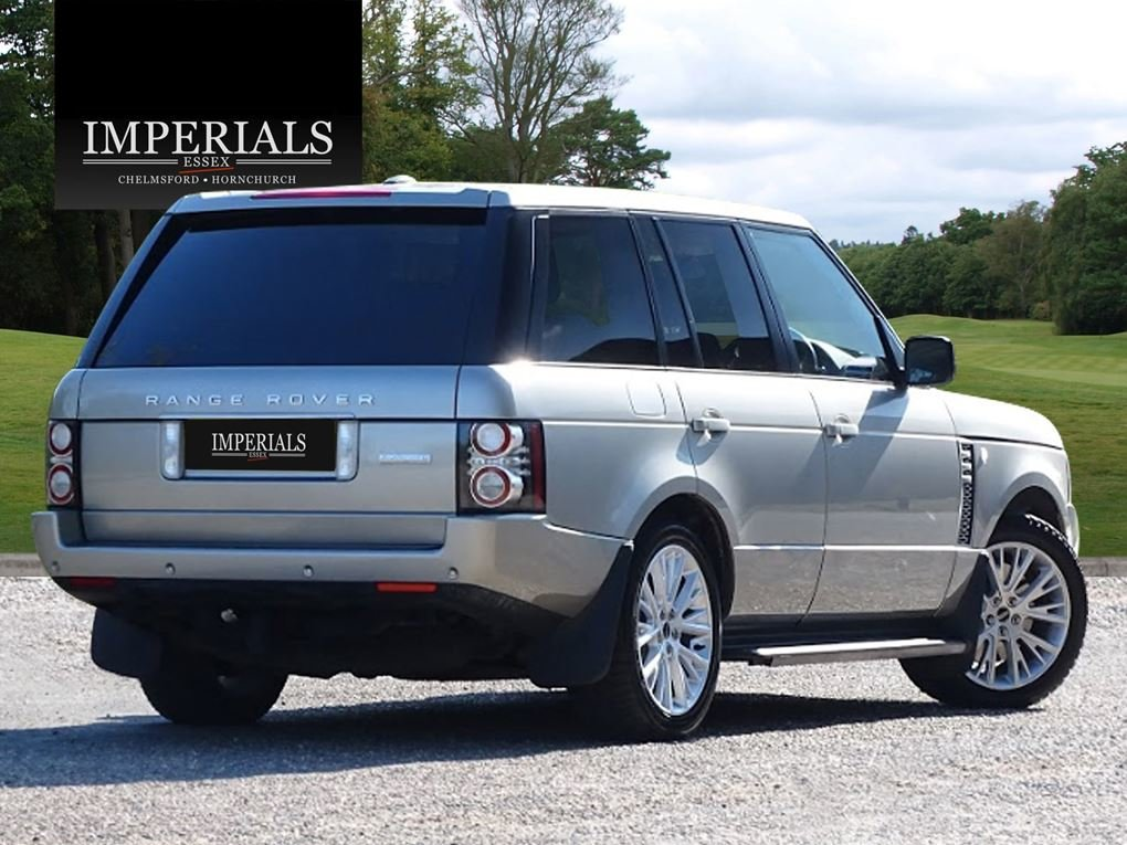 2011 Land Rover  RANGE ROVER  4.4 TDV8 AUTOBIOGRAPHY 8 SPEED AUTO For Sale (picture 4 of 24)