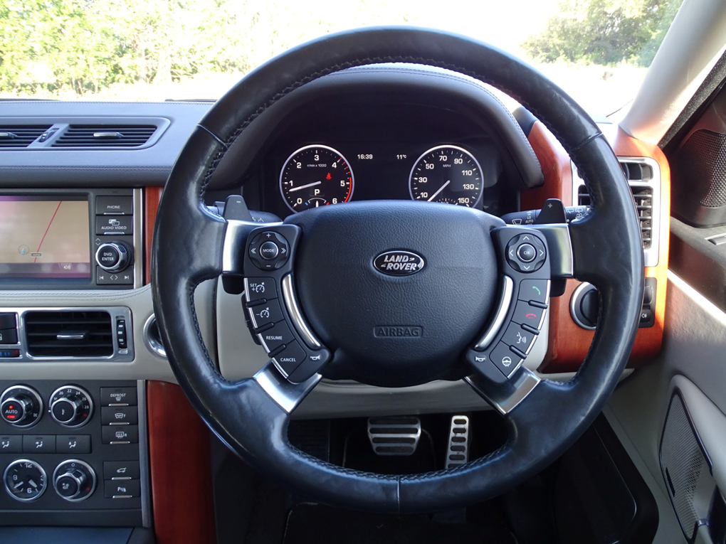 2011 Land Rover  RANGE ROVER  4.4 TDV8 AUTOBIOGRAPHY 8 SPEED AUTO For Sale (picture 7 of 24)