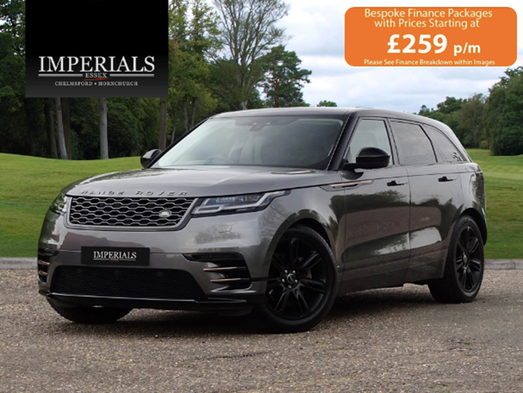 2017 Land Rover  RANGE ROVER VELAR  R-DYNAMIC S  32,948 For Sale (picture 1 of 24)