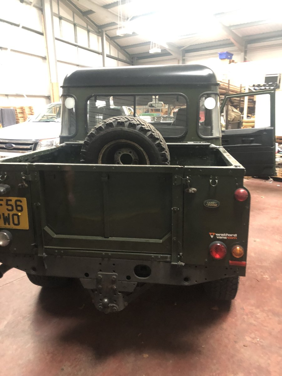 2007 Defender crew cab pickup td5 For Sale (picture 3 of 6)