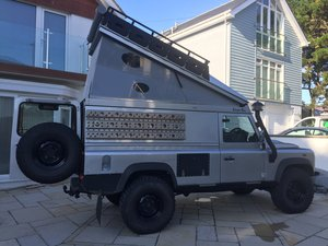 Land Rover 110 Defender Low Miles Fully Loaded