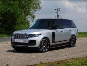 2018 Land Rover  RANGE ROVER  4.4 SDV8 VOGUE SE EU6  MODEL 8
