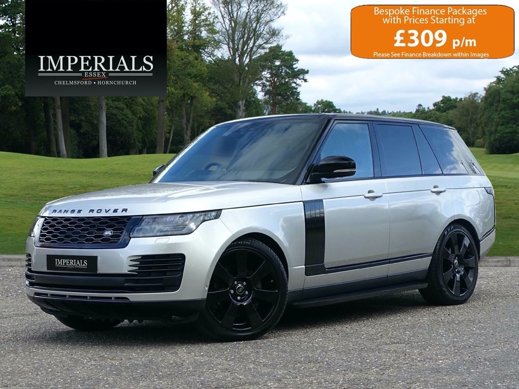 2018 Land Rover  RANGE ROVER  3.0 TDV6 VOGUE SE 8 SPEED AUTO  53, For Sale (picture 1 of 24)