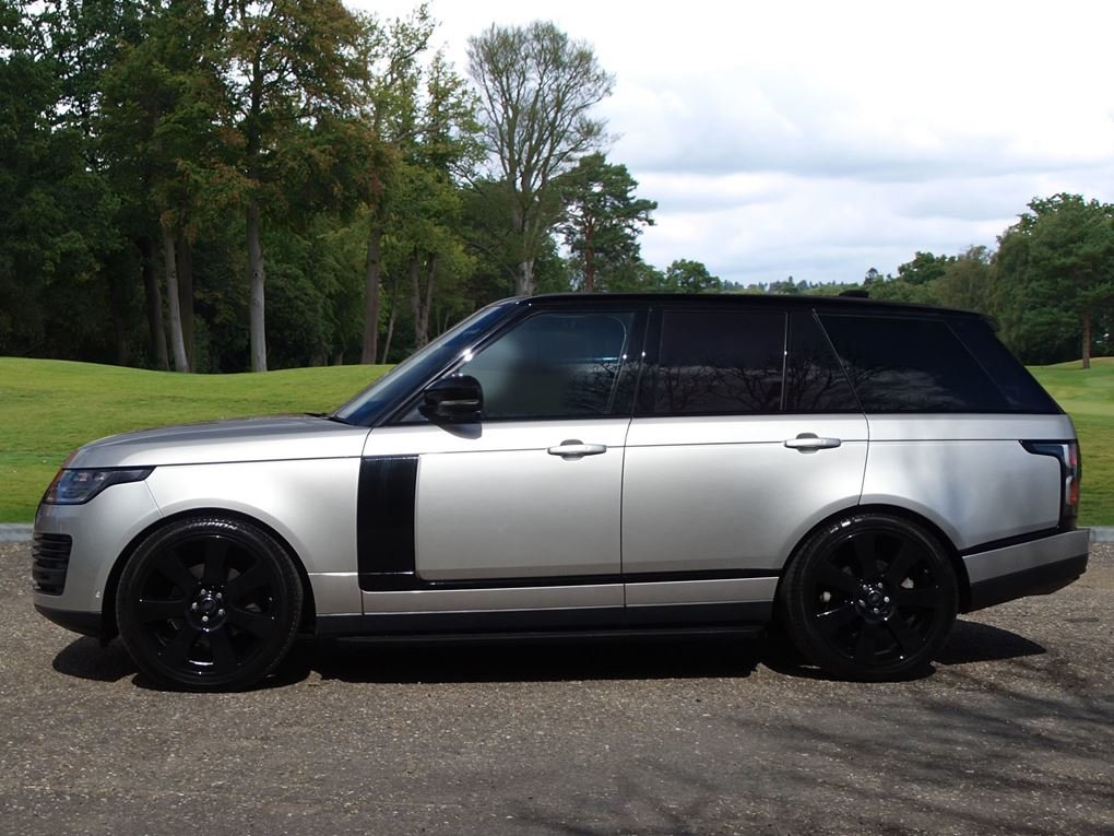 2018 Land Rover  RANGE ROVER  3.0 TDV6 VOGUE SE 8 SPEED AUTO  53, For Sale (picture 2 of 24)