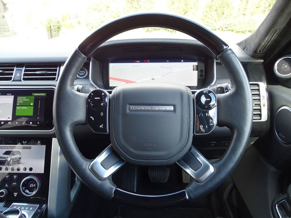 2018 Land Rover  RANGE ROVER  3.0 TDV6 VOGUE SE 8 SPEED AUTO  53, For Sale (picture 7 of 24)
