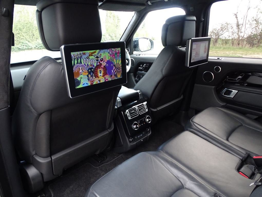 2018 Land Rover  RANGE ROVER  3.0 TDV6 VOGUE SE 8 SPEED AUTO  53, For Sale (picture 15 of 24)