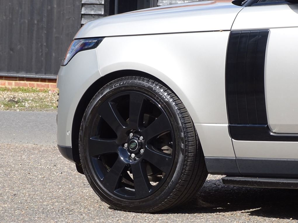 2018 Land Rover  RANGE ROVER  3.0 TDV6 VOGUE SE 8 SPEED AUTO  53, For Sale (picture 19 of 24)