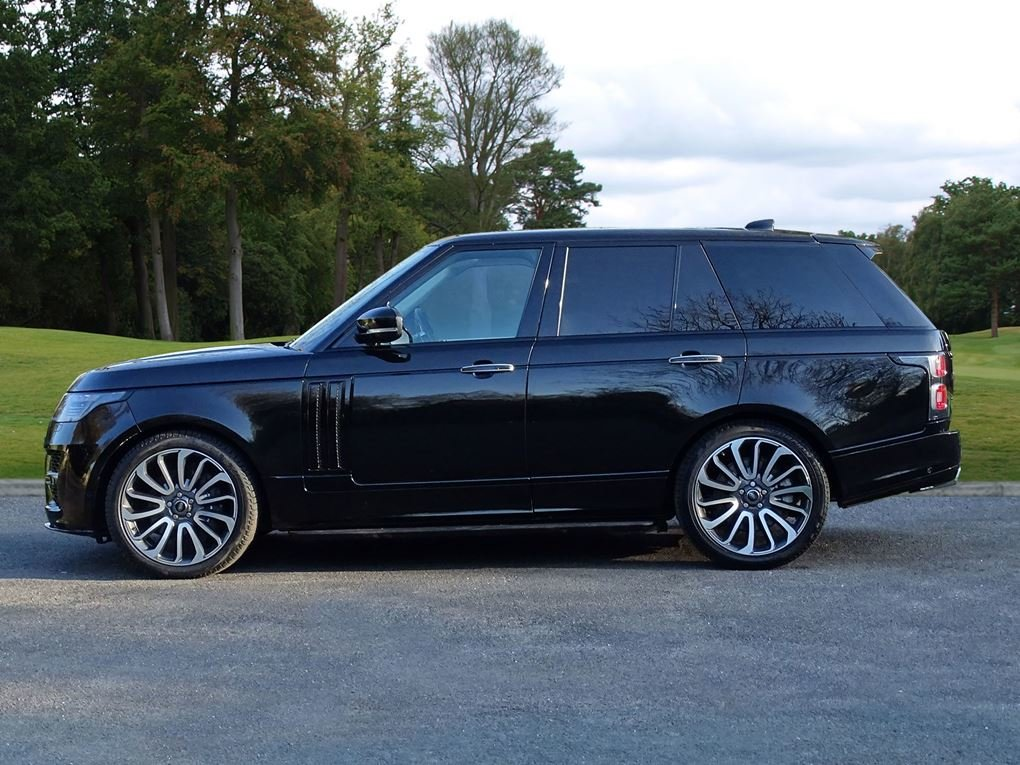 2019 Land Rover  RANGE ROVER  5.0 V8 SUPERCHARGED AUTOBIOGRAPHY W For Sale (picture 2 of 24)