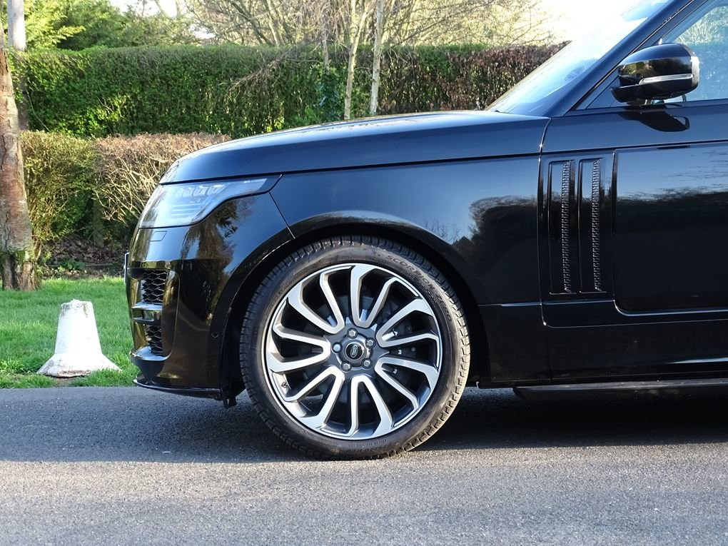 2019 Land Rover  RANGE ROVER  5.0 V8 SUPERCHARGED AUTOBIOGRAPHY W For Sale (picture 5 of 24)