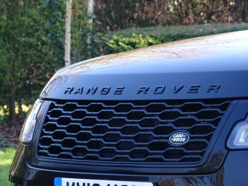 2019 Land Rover  RANGE ROVER  5.0 V8 SUPERCHARGED AUTOBIOGRAPHY W For Sale (picture 10 of 24)
