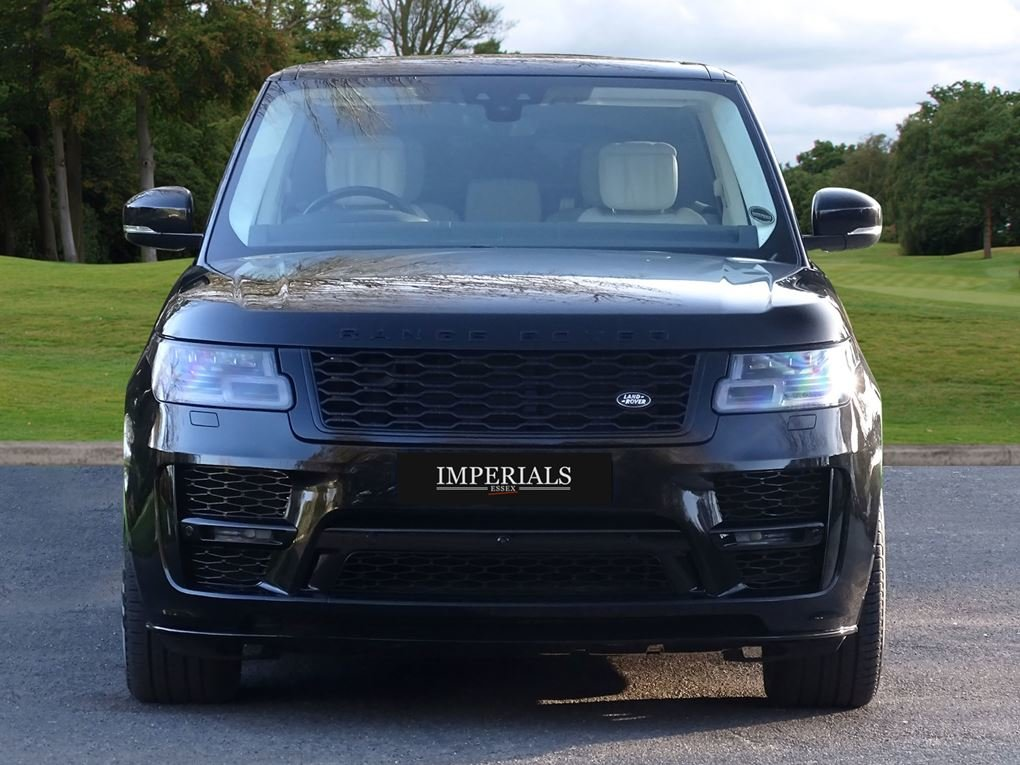 2019 Land Rover  RANGE ROVER  5.0 V8 SUPERCHARGED AUTOBIOGRAPHY W For Sale (picture 11 of 24)