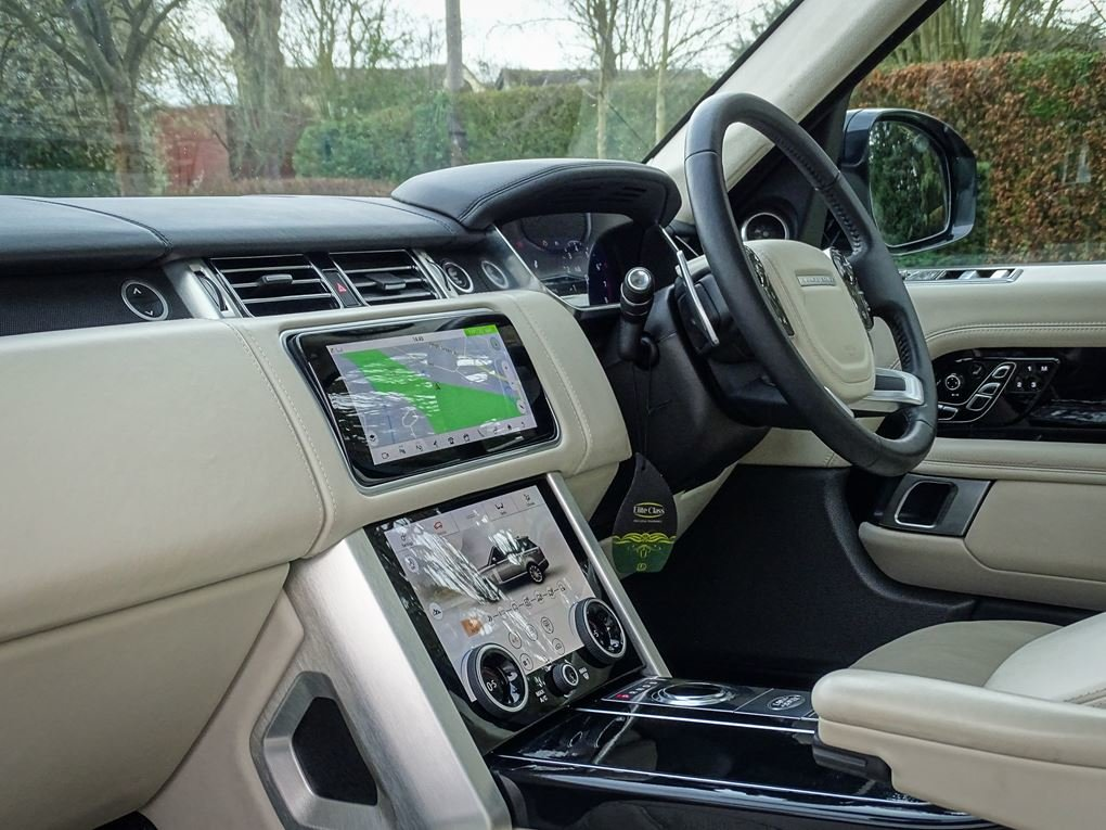2019 Land Rover  RANGE ROVER  5.0 V8 SUPERCHARGED AUTOBIOGRAPHY W For Sale (picture 15 of 24)