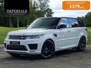 2019 Land Rover  RANGE ROVER SPORT  3.0 SDV6 HSE DYNAMIC EU6 VAT  For Sale