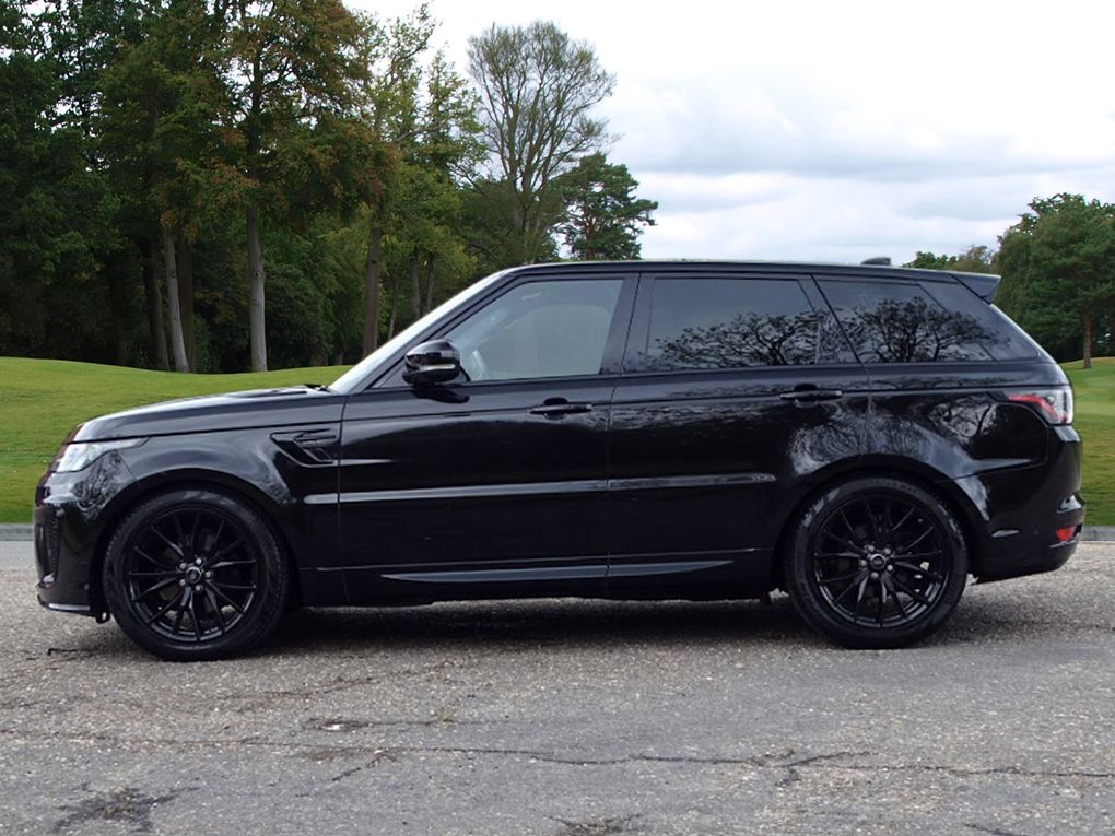2018 Land Rover  RANGE ROVER SPORT SVR-D EDITION  3.0 SDV6 HSE DY For Sale (picture 2 of 24)