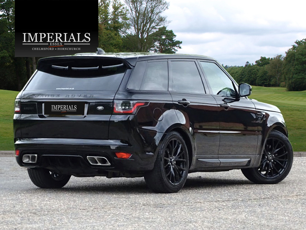 2018 Land Rover  RANGE ROVER SPORT SVR-D EDITION  3.0 SDV6 HSE DY For Sale (picture 4 of 24)
