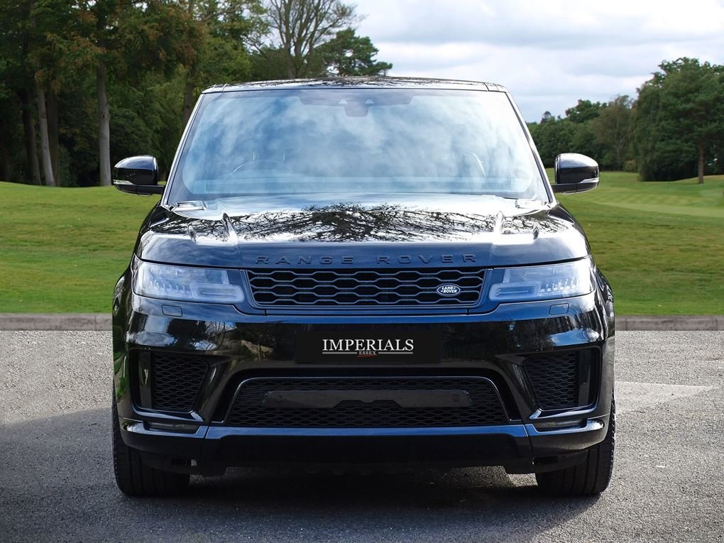 2018 Land Rover  RANGE ROVER SPORT SVR-D EDITION  3.0 SDV6 HSE DY For Sale (picture 11 of 24)