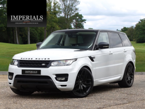 2016 Land Rover  RANGE ROVER SPORT  SDV6 HSE DYNAMIC 8 SPEED AUTO For Sale