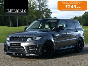 2016 Land Rover  RANGE ROVER SPORT  3.0 SDV6 HSE WITH ULTIMATE ST