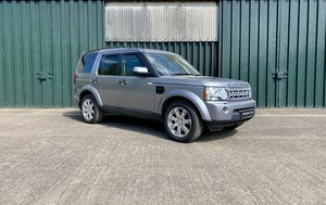 Land Rover Discovery 4 Good value and refurbished