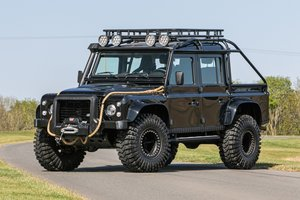 2015 Land Rover Defender 110 SVX 'Spectre' JB24 - Car #9