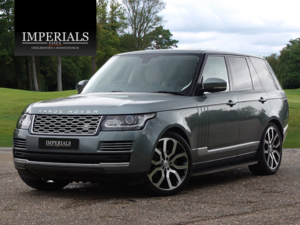 Land Rover  RANGE ROVER  TDV6 VOGUE 3.0 8 SPEED AUTO  33,948