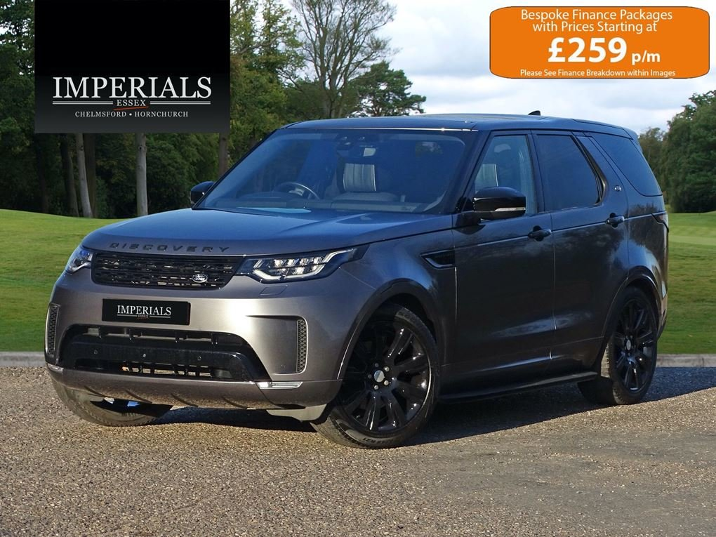 2017 Land Rover  DISCOVERY  3.0 TD6 HSE LUXURY EU6 7 SEATER 8 SPE For Sale (picture 1 of 24)