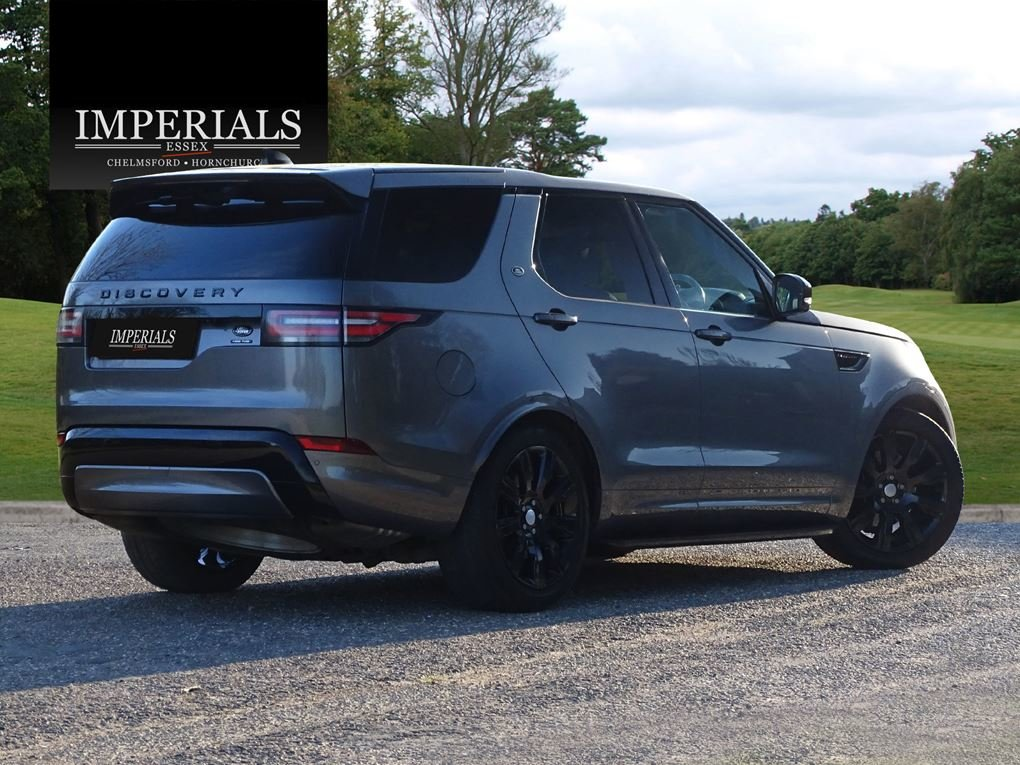 2017 Land Rover  DISCOVERY  3.0 TD6 HSE LUXURY EU6 7 SEATER 8 SPE For Sale (picture 4 of 24)