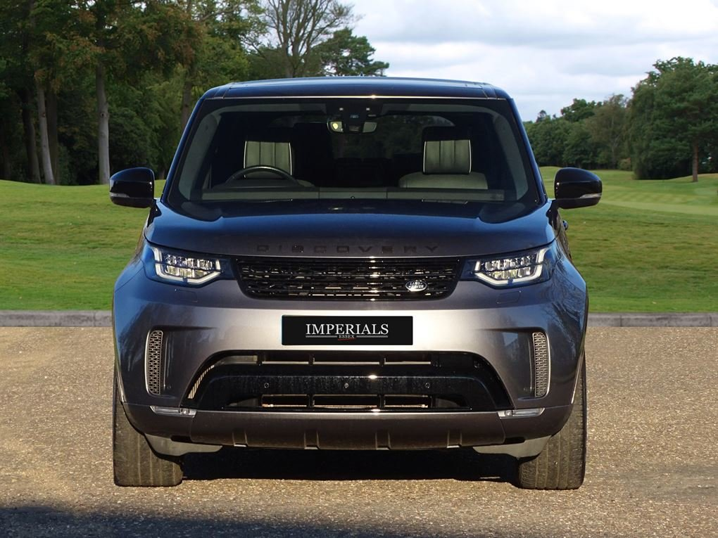 2017 Land Rover  DISCOVERY  3.0 TD6 HSE LUXURY EU6 7 SEATER 8 SPE For Sale (picture 9 of 24)