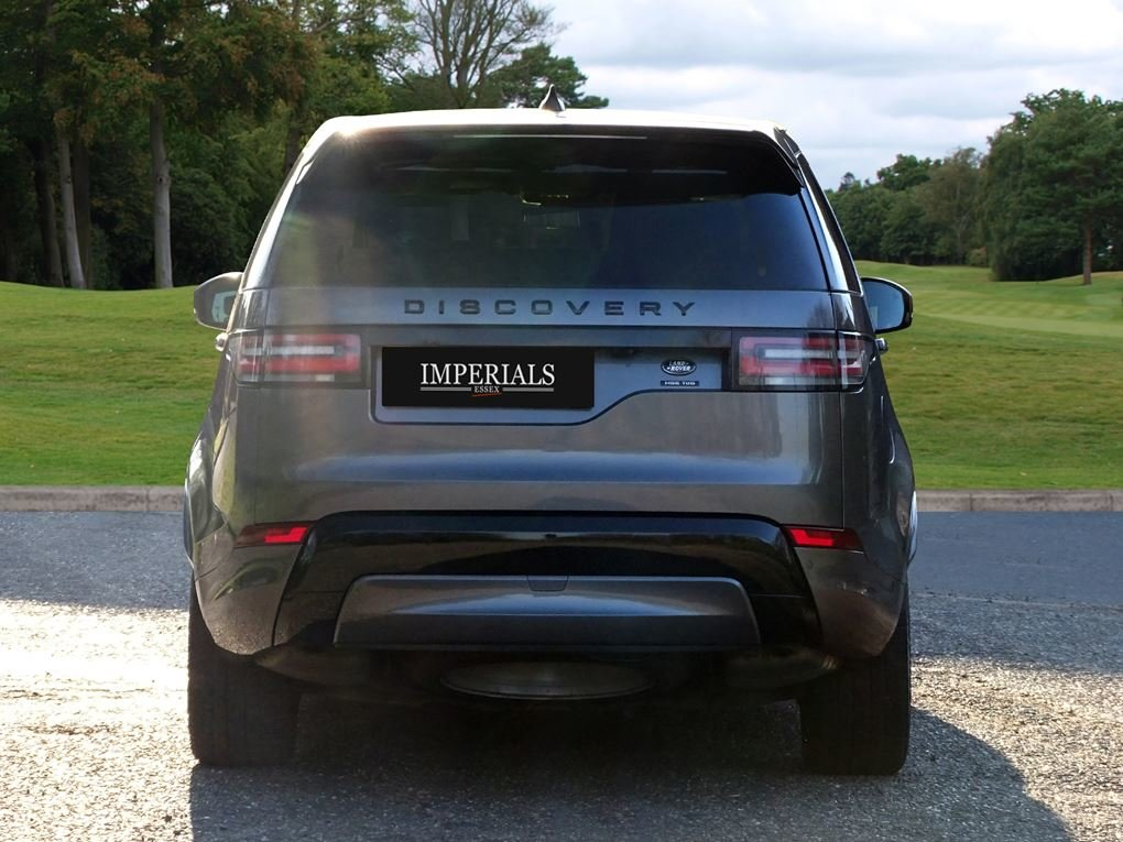 2017 Land Rover  DISCOVERY  3.0 TD6 HSE LUXURY EU6 7 SEATER 8 SPE For Sale (picture 10 of 24)