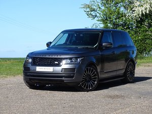 Land Rover  RANGE ROVER  SDV8 VOGUE 4.4 EU6 MODEL AUTO   38,