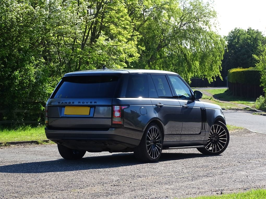 2016 Land Rover  RANGE ROVER  SDV8 VOGUE 4.4 EU6 MODEL AUTO   38, For Sale (picture 5 of 21)