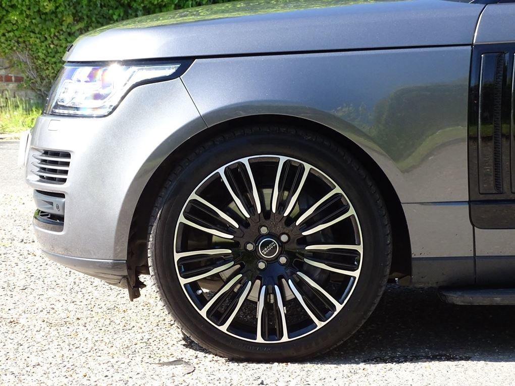 2016 Land Rover  RANGE ROVER  SDV8 VOGUE 4.4 EU6 MODEL AUTO   38, For Sale (picture 6 of 21)