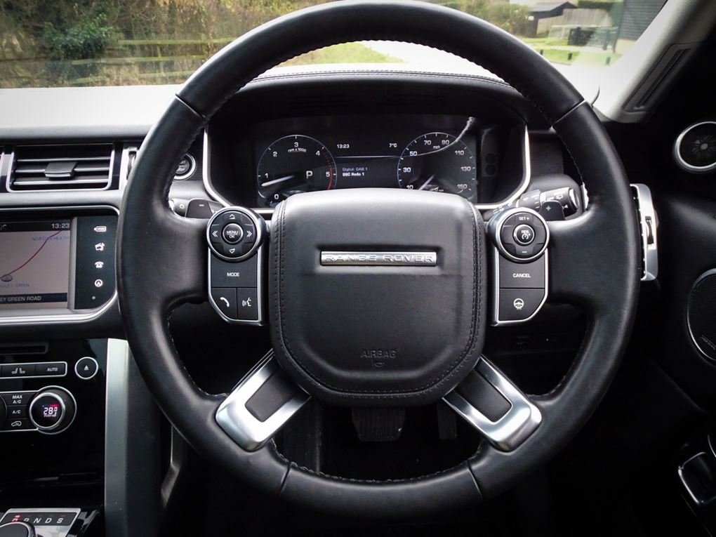 2016 Land Rover  RANGE ROVER  SDV8 VOGUE 4.4 EU6 MODEL AUTO   38, For Sale (picture 8 of 21)