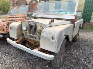 1953 Land Rover Series 1 80 inch Matching Numbers & Rust Free For Sale