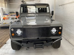 1990 WANTED: LAND ROVER 110 DEFENDER DOUBLE CAB