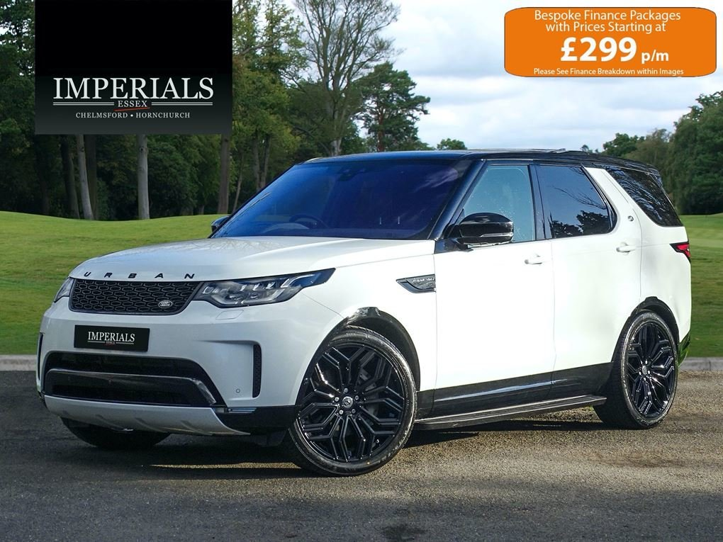 2019 Land Rover  DISCOVERY  3.0 SDV6 HSE 7 SEATER TAYLORED BY URB For Sale (picture 1 of 24)