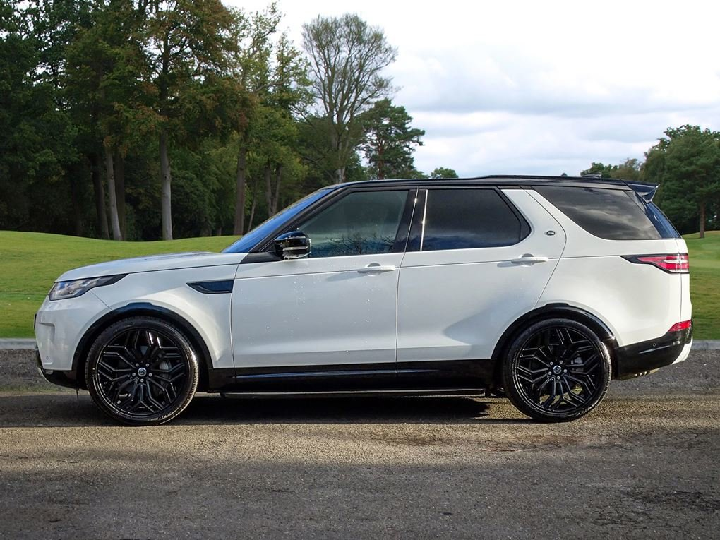 2019 Land Rover  DISCOVERY  3.0 SDV6 HSE 7 SEATER TAYLORED BY URB For Sale (picture 2 of 24)