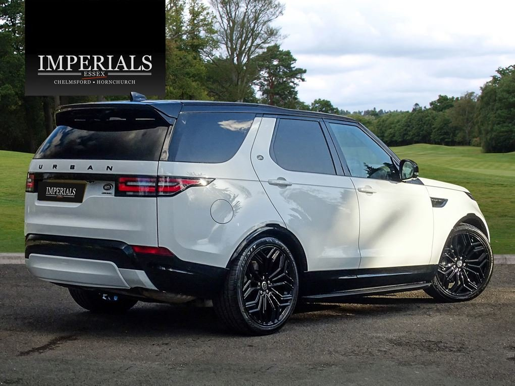 2019 Land Rover  DISCOVERY  3.0 SDV6 HSE 7 SEATER TAYLORED BY URB For Sale (picture 4 of 24)