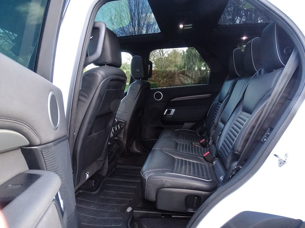 2019 Land Rover  DISCOVERY  3.0 SDV6 HSE 7 SEATER TAYLORED BY URB For Sale (picture 14 of 24)